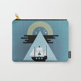 Born to Explore Pt4 Carry-All Pouch