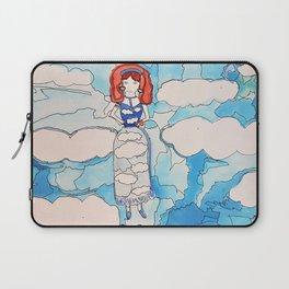 Sky Girl Laptop Sleeve