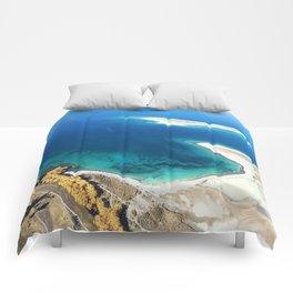 New Zealand's beauty *Tekapo Lake Comforters