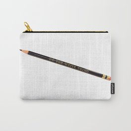 DO THE WRITE THING Carry-All Pouch