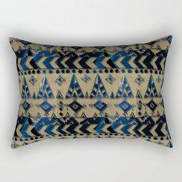 American Indian Southwestern Series Rectangular Pillow