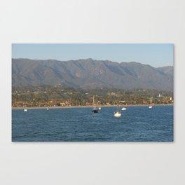 Santa Barbara 2479 Canvas Print