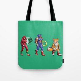 The Golden Hedgehog Tote Bag