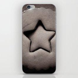 Festive Star iPhone Skin
