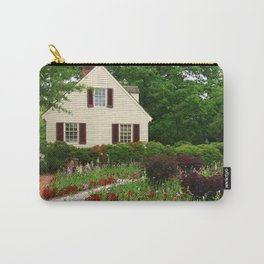 Cottage Garden - Colonial Williamsburg Carry-All Pouch