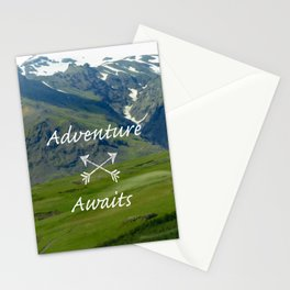 Icelandic Scenes - Adventure Stationery Cards
