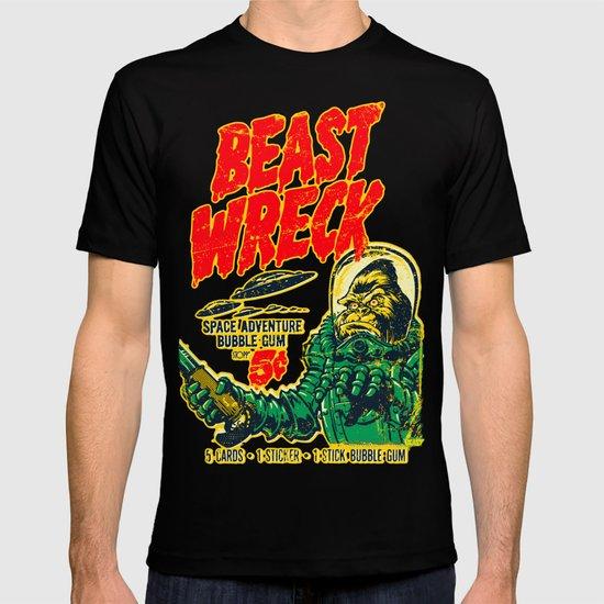 BEASTWRECK ATTACKS! T-shirt