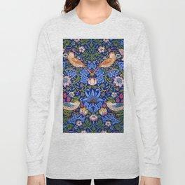 "William Morris ""Strawberry Thief"" 1. Long Sleeve T-shirt"