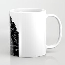 Black Ballerina Coffee Mug
