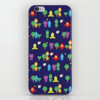 dinosaurs iPhone & iPod Skins featuring Dinosaurs! by ShannonHatchNZ