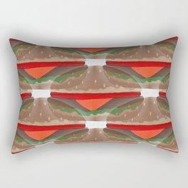 Show Me The Beef Rectangular Pillow