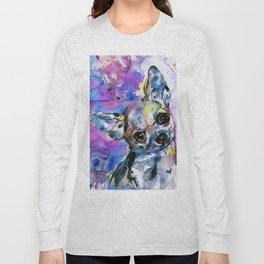 Chihuahua No. 1 Long Sleeve T-shirt