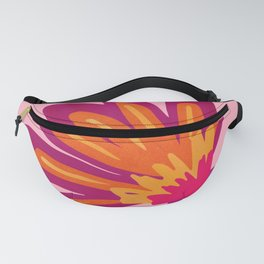 Pop Pink Blossom Fanny Pack