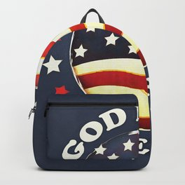 God Bless America Backpack