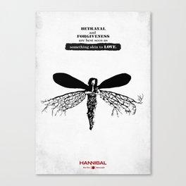 Hannibal - Secondo Canvas Print