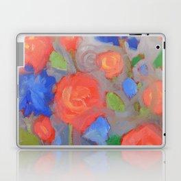 Apricot Fields Laptop & iPad Skin