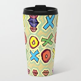 Hugs and Kisses XOXO Travel Mug