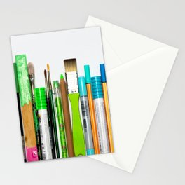 Real Weapons Of Mass Creation II Stationery Cards
