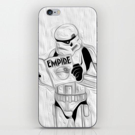 trooper empire iPhone & iPod Skin