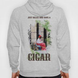 HAVE A CIGAR Hoody
