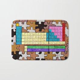 Puzzle  Bath Mat