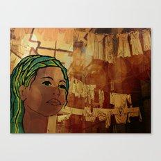 111. Canvas Print