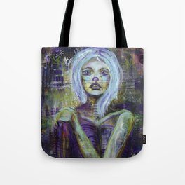 Vanishing - Consumed By Sadness Tote Bag