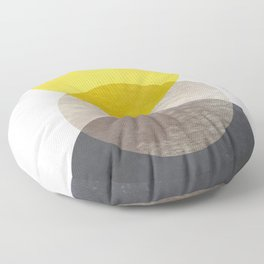SUN MOON EARTH Floor Pillow