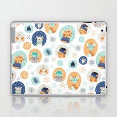 Cozy Kitties Laptop & iPad Skin