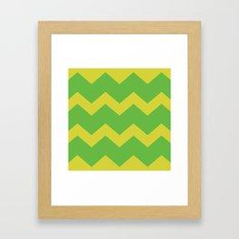 Spring Zing Framed Art Print