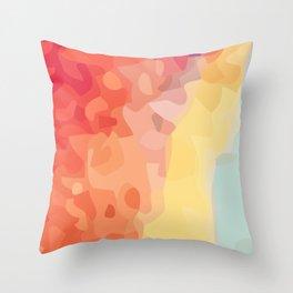 Graphic C6 Throw Pillow