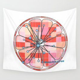 Citric Acid Wall Tapestry