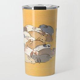 Rabbit Stack Travel Mug