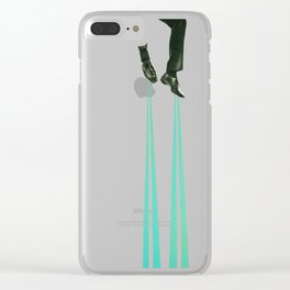 I am the Inventor Clear iPhone Case