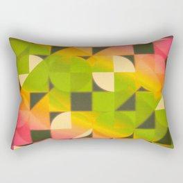 Crash Test Dissonance Disorder Rectangular Pillow