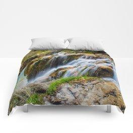 Hanging Lake Comforters