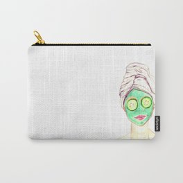 Spa Lady Carry-All Pouch