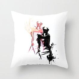 Fashion #2 Throw Pillow