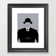 Oddjob Framed Art Print