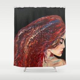 Kaleidoscope 4 Shower Curtain