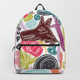 Fortune Icons Backpack