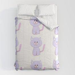 Cute Kitty Comforters