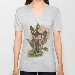 Botanical Boy Unisex V-Neck