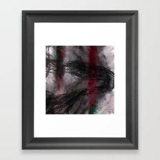 the mood of late #2 Framed Art Print