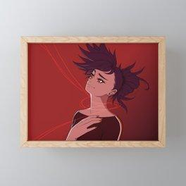 𝐕𝐞𝐫𝐦𝐢𝐥𝐥𝐢𝐨𝐧 𝐑𝐮𝐬𝐞 Framed Mini Art Print