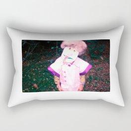 HI FROM THE FOREST Rectangular Pillow