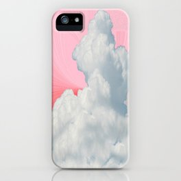 Sugar Clouds iPhone Case