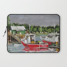Approaching Storm Laptop Sleeve