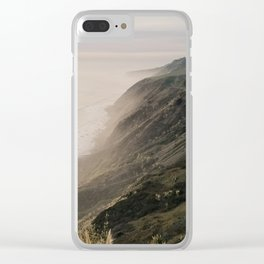 Sonoma at Sunset Clear iPhone Case