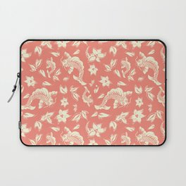 Coral Carps Pattern Laptop Sleeve